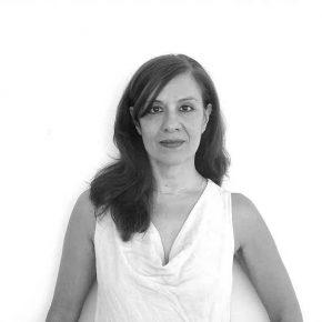 Andrea Giunta, curadora de la 12 Bienal de Mercosur, 2020. Cortesía: Fundación Bienal de Mercosur
