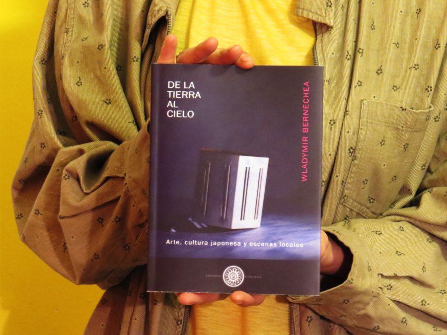 """SOBRE """"DE LA TIERRA AL CIELO"""", DE WLADYMIR BERNECHEA"""