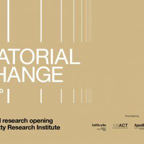 Latitude Curatorial Exchange Program