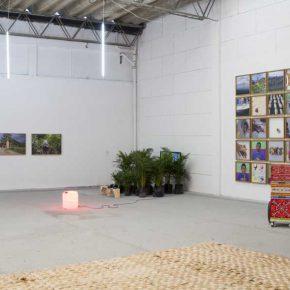 Vista de la exposición del 16SRA zona Centro Occidente. Colombia, 2018. Cortesía: Salón Regional de Artistas