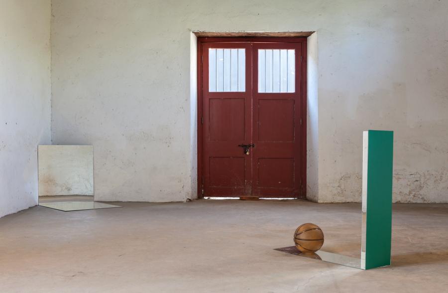 Macarena Cuevas, Rejection, 2018. II Encuentro de Arte y Cultura 13 Jardines, Fundo las Cabras, Requínoa, Chile, 2018. Foto: Sebastián Mejía