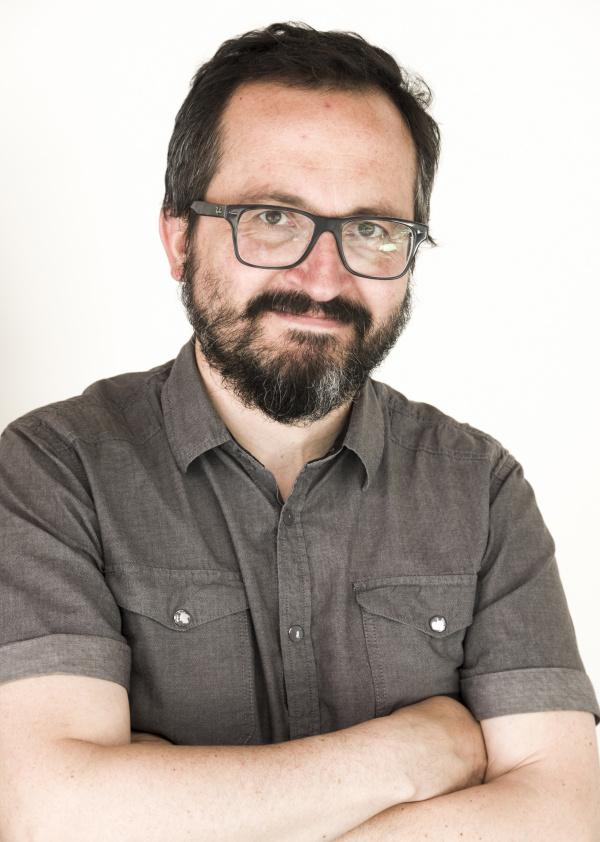 César Gabler. Foto por Freddy Ibarra
