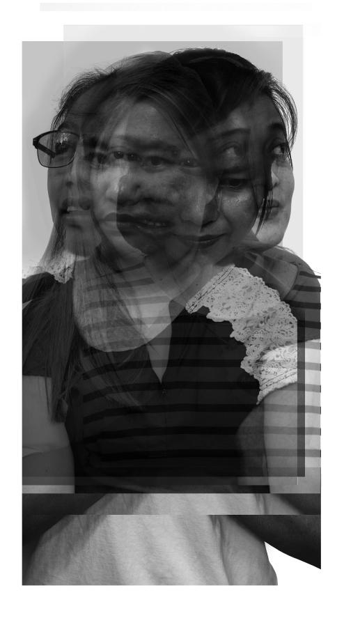 Máximo Corvalán-Pincheira, Proyecto MOR: Movimiento Ocular Rápido, 2016, fotografía. Cortesía del artista