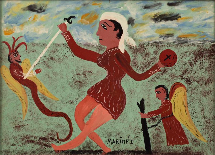 ARTE Y REVOLUCIÓN EN HAITÍ