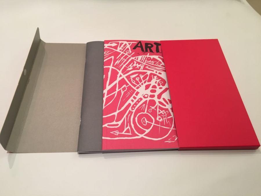 Revista Arturo. Material del archivo del Centro de Estudios Espigas, Buenos Aires.