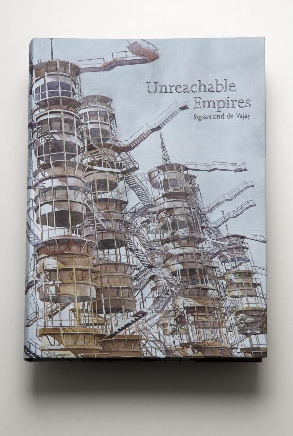 Sigismond de Vajay, Unreachable Empires (KBB - JRP I Ringier). Foto : Gianpaolo Minelli