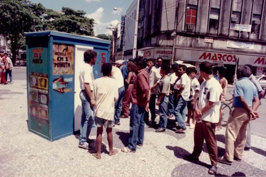 ARTE-VEHÍCULO: INTERVENCIONES EN LOS MEDIOS DE COMUNICACIÓN MASIVA BRASILEÑOS