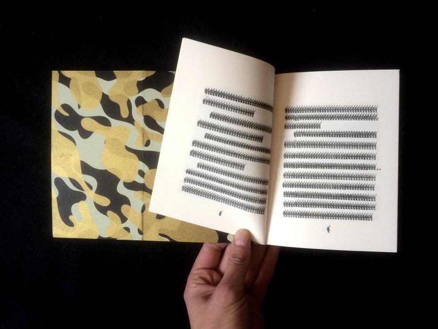 Graciela González, Sin título (libro de artista), 2018. Cortesía: A Ediciones, Bolivia