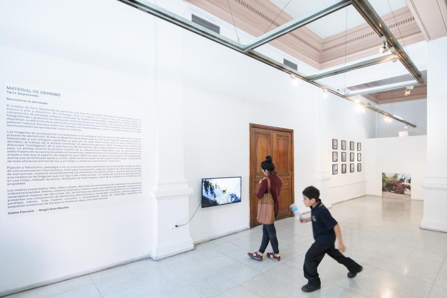 CONVOCATORIA PARA ARTISTAS Y CURADORES GALERÍA BECH 2019
