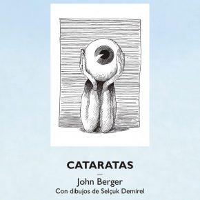 Portada de Cataratas, de John Berger