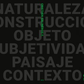 SALINEROS / CONDICIÓN POÉTICA / CONDICIÓN POLÍTICA