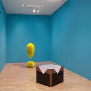 Richard Artschwager!, vista de exposición en el Hammer Museum, Los Angeles, 2013. Foto: Robert Wedemeyer