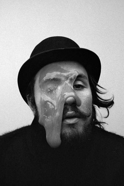 Jorge Brantmayer, Autorretrato, 1979
