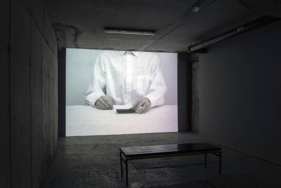Antoine Bernal, 16 instrucciones, 2018-2019, video. Foto: Jorge Brantmayer