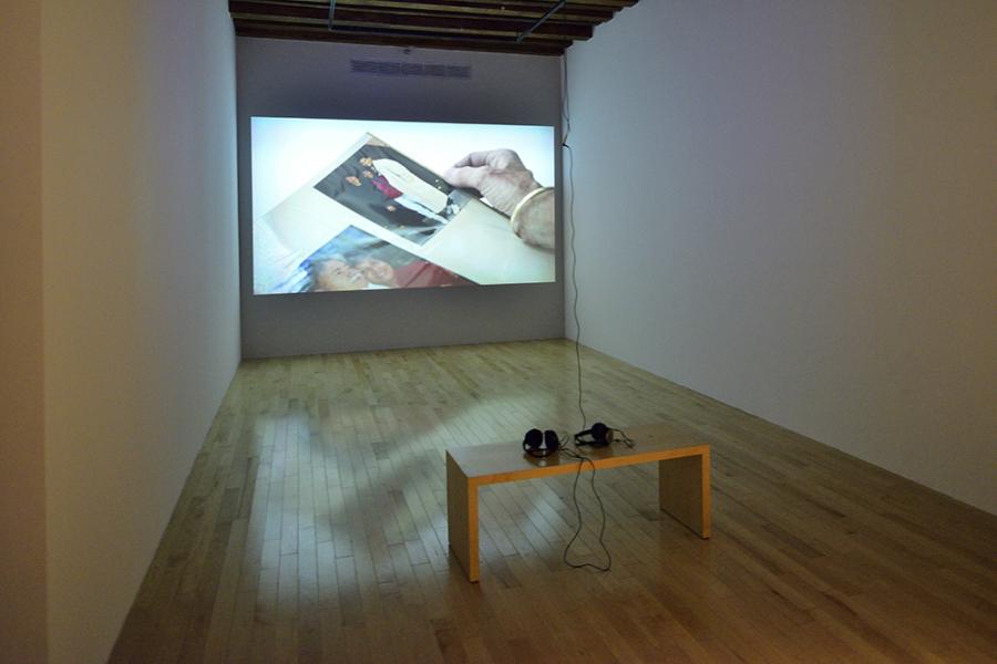"""Vista de la exposición """"Nuevos materiales"""", de Beatriz Santiago Muñoz, en el Museo Amparo, Puebla, México, 2018-2019. Cortesía: Museo Amparo"""