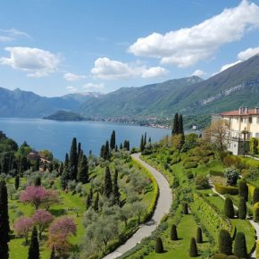 Rockefeller Foundation Bellagio Center Arts & Literary Arts Residency