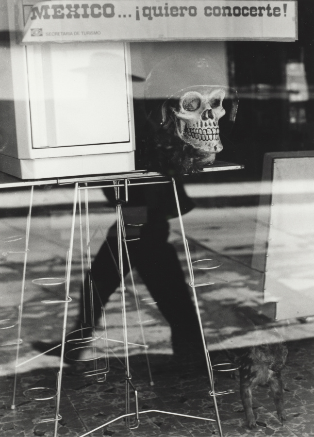 Graciela Iturbide, ¡México… Quiero Conocerte!, Chiapas, México, 1975. Fotografía, gelatina de plata. Obsequio de l artista © Graciela Iturbide. Cortesía: Museum of Fine Arts, Boston