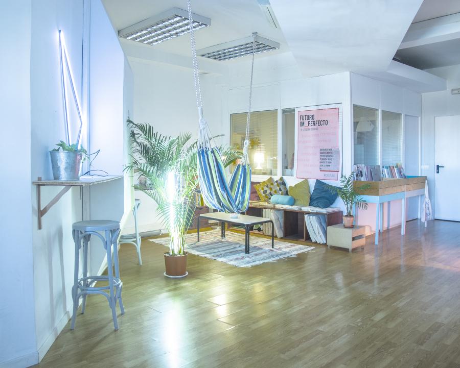 Ey! Studio, Belmonte del Tajo, 19 - 2º 2ª, Madrid. Cortesía: Open Studio