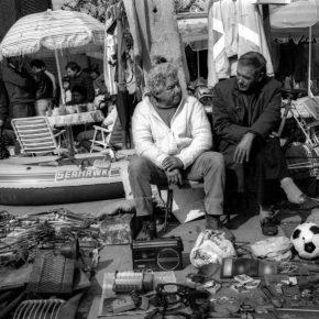 Marcelo Montecino, Franklin, Santiago, 1989. Cortesía del autor