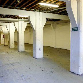 Subterráneo de Casa Plan, Valparaíso, Chile. Cortesía: Casa Plan