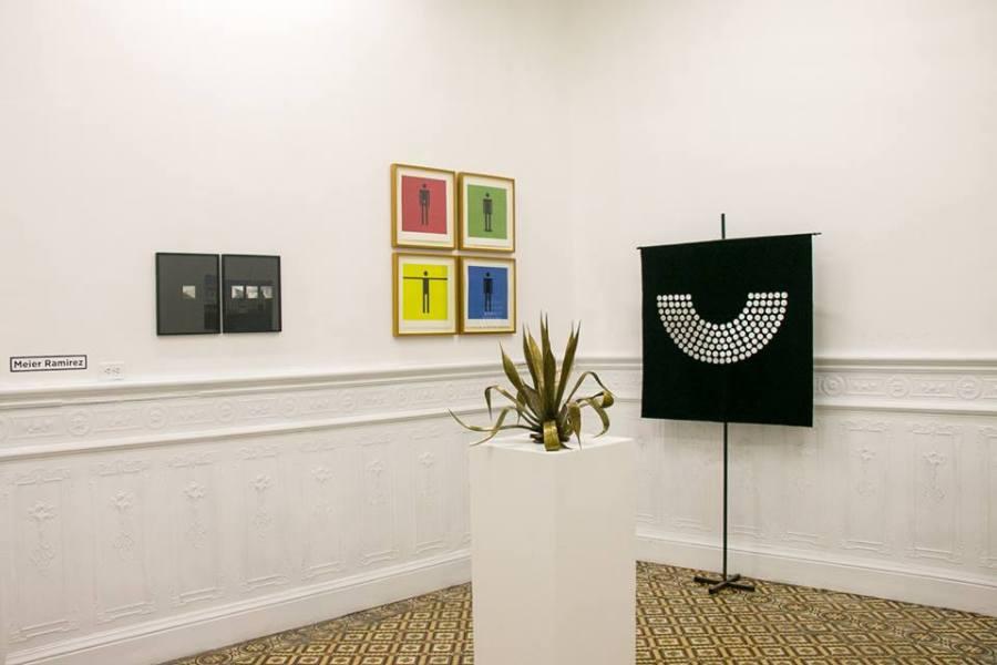 Galería Grau, en Lima. Cortesía: Grau