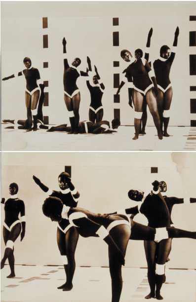 Analivia Cordeiro, 'Video, M3x3', 1973. Cortesía: Aninat Galería