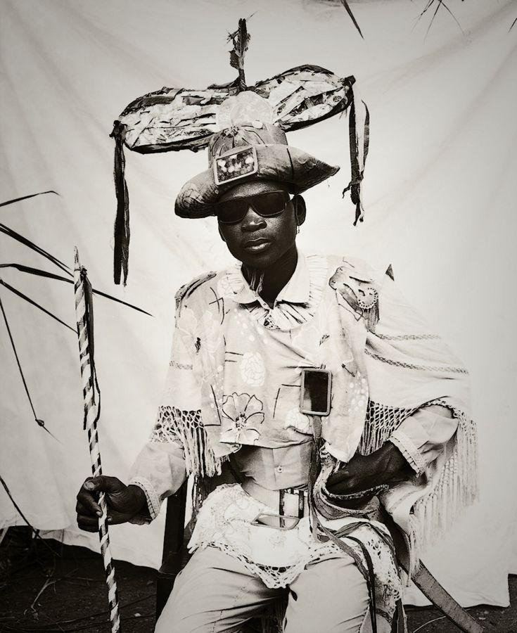 José Chambel, Sin título (de la serie Tchilóli, 1997, fotografía en blanco y negro, 90 x 60 cm. Cortesía: Perve Galeria, Lisboa