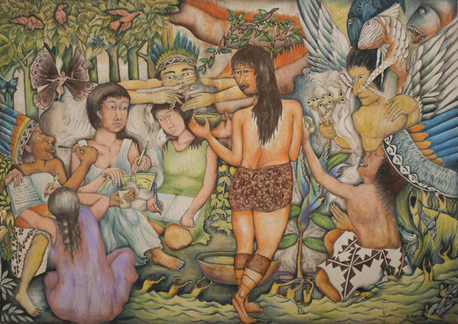 AMAZONÍAS. UNA REVISIÓN SOBRE LA PLURALIDAD ARTÍSTICA DESDE Y EN TORNO A LA REGIÓN AMAZÓNICA