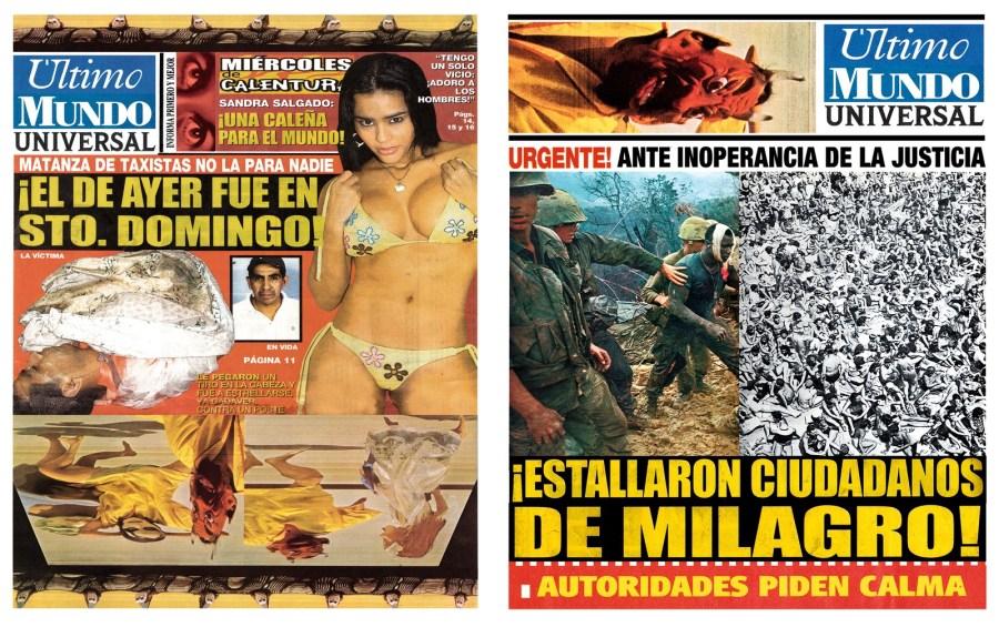 Javier Rodríguez, Último Mundo Universal, 2010. Cortesía del artista