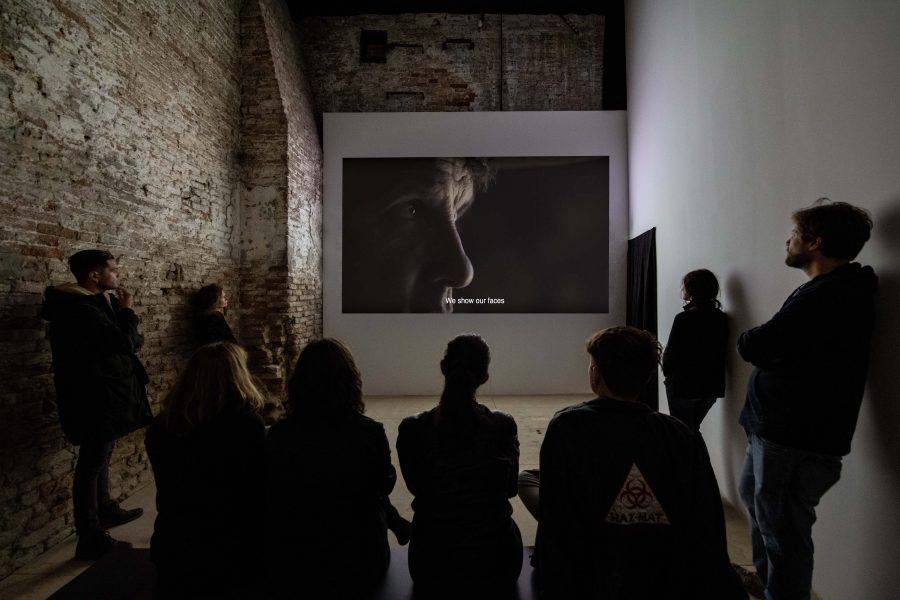 Voluspa Jarpa, La Ópera Emancipadora, Miradas Alteradas. Pabellón de Chile, 58ª Bienal de Venecia, 2019. Foto: Felipe Lavin