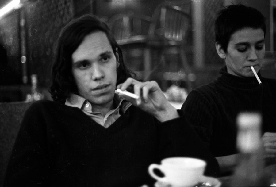Jaime Barrios y Carmen Beuchat, 1968. Foto: ©Marcelo Montealegre