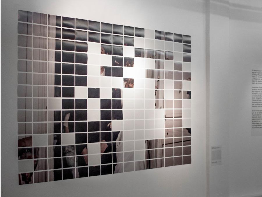 """Vista de la exposición """"Problemas de descarte"""", de Javier Chorbadjian, en Galería Bech, Santiago de Chile, 2019. Foto: Diego Argote"""