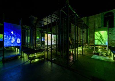 Hito Steyerl, This is the Future, 2019. 58° Bienal de Venecia (2019) [Arsenale]. Foto: Andrea Avezzù. Cortesía: La Biennale di Venezia