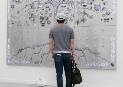 Edouard Duval-Carriè en Lyle O. Reitzel Gallery (República Dominicana), sección Diálogos de Frieze New York 2019. Foto: Mark Blower. Cortesía: Mark Blower/Frieze