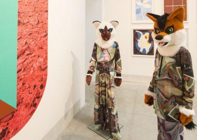 Ad Minoliti, 2019. 58° Bienal de Venecia (2019) [Giardini]. Foto: Francesco Galli. Cortesía: La Biennale di Venezia