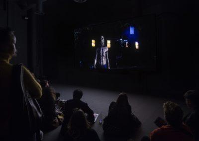 Arthur Jafa, The White Album, 2019. 58° Bienal de Venecia (2019) [Giardini]. Foto: Francesco Galli. Cortesía: La Biennale di Venezia