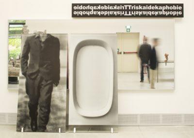 Rosemarie Trockel, Group of Articles, 2019. 58° Bienal de Venecia (2019) [Giardini]. Foto: Francesco Galli. Cortesía: La Biennale di Venezia
