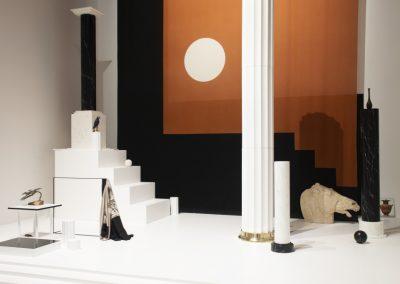 Haris Epaminonda, VOL. XXVII, 2019. 58° Bienal de Venecia (2019) [Arsenale]. Foto: Italo Rondinella. Cortesía: La Biennale di Venezia