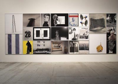 Rosemarie Trockel, Cluster – One Eye Too Many, 2019. 58° Bienal de Venecia (2019) [Arsenale]. Foto: Italo Rondinella. Cortesía: La Biennale di Venezia
