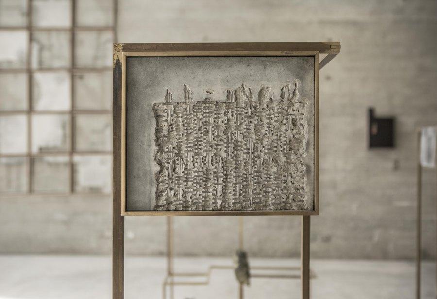 Ishmael Randall Weeks, Ushnu para Tatlin I (detalle), 2019, 157 x 133 x 54 cm. Foto cortesía de Revolver, Lima.