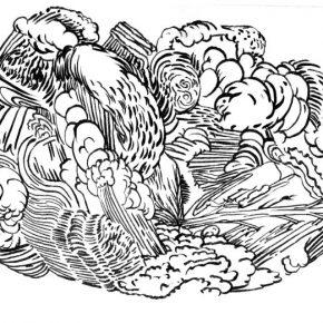 Ilustración por Joaquín Cociña
