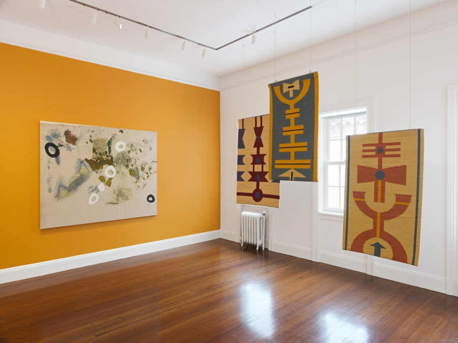 Visions of Brazil: Reimagining Modernity from Tarsila to Sonia. Curated by Sofia Gotti. Installation view, 2019. Blum & Poe, New York. Courtesy of the artists or Estates and Blum & Poe, Los Angeles/New York/Tokyo. Photo: Genevieve Hanson