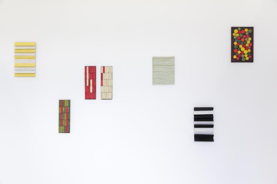 "Installation view: ""Venezuelan Pavilion"", by Luis Romero and Sheroanawe Hakihiiwe. Courtesy of Kupfer, London"