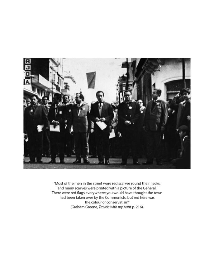 Fredi Casco, El retorno de los brujos vol. 2, 2011, impresión digital. 7 fotografías y textos: 21 x 25 cm c/u. Edición de 5 + PA (Detalle). Gentileza: galería Herlitzka + Faria