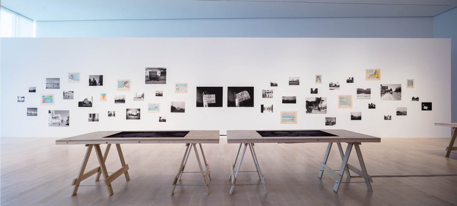 "Installation view: ""Paulo Nazareth: Melee"" at ICA Miami. May 16 – Oct 6, 2019. Photo: Fredrik Nilsen Studio."