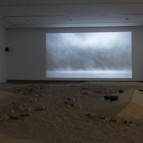 Paula de Solminihac, La Playa, 2019. Vista de la exposición