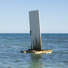 Santiago Vélez, Puerta al mar Mediterráneo. Cortesía: RoFa Projects, Washington D.C