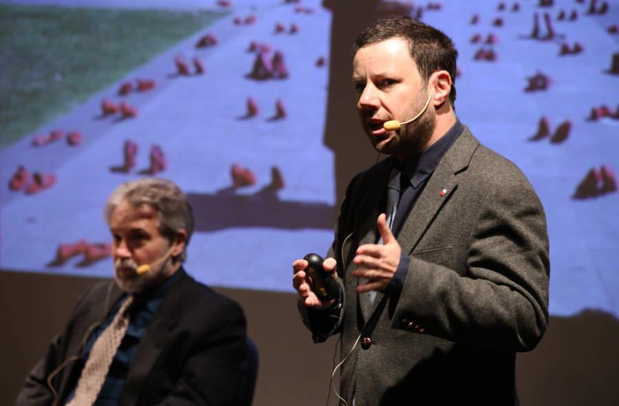Juan Carlos Silva, subsecretario de las Culturas y las Artes de Chile. Foto cortesía de AGAC