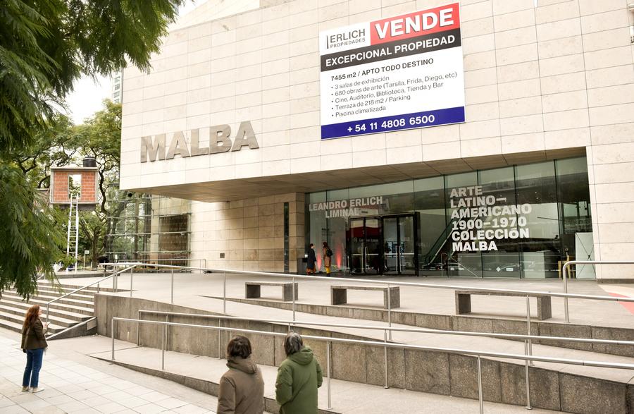 """""""LIMINAL"""", DE LEANDRO ERLICH, LA EXPOSICIÓN MÁS VISITADA EN LA HISTORIA DE MALBA"""