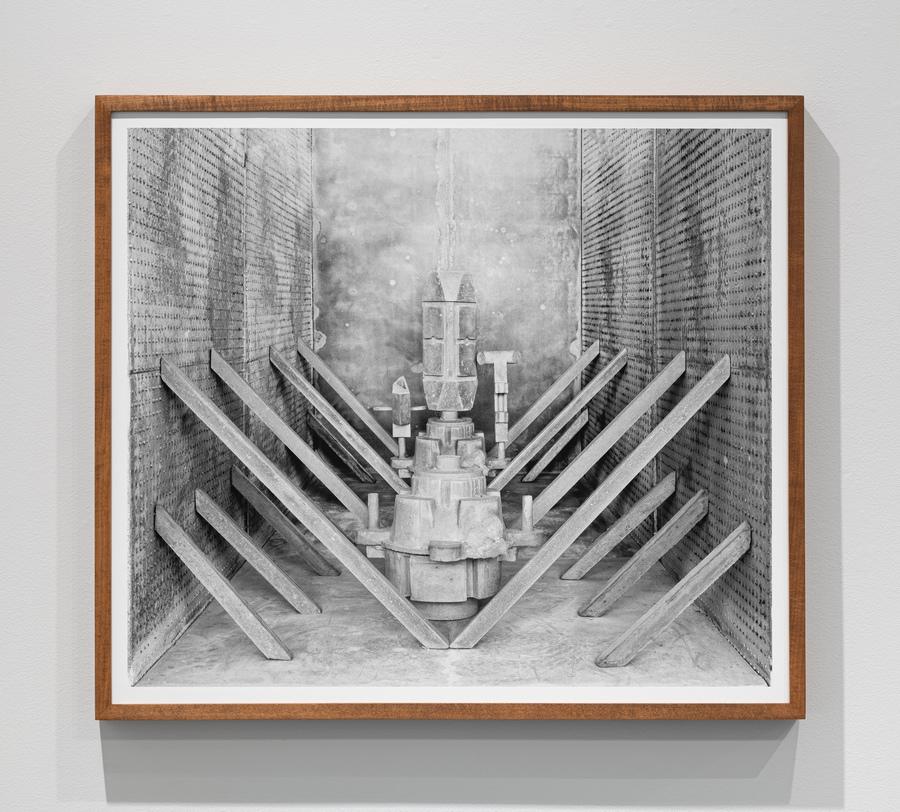 Rodrigo Valenzuela, Stature No. 5, 2019, archival pigment print mounted on Sintra, 28 x 32 inches (unframed), edition of 1 plus 1 AP Courtesy: Upfor